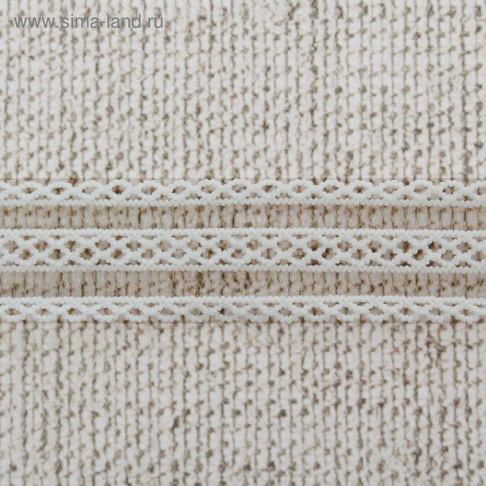 Резинка, ширина 18мм, 10±1м, цвет белый