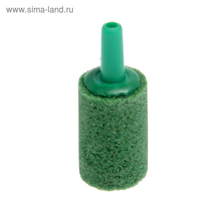 Распылитель минеральный-зеленый цилиндр ALEAS, 14х25х4 мм