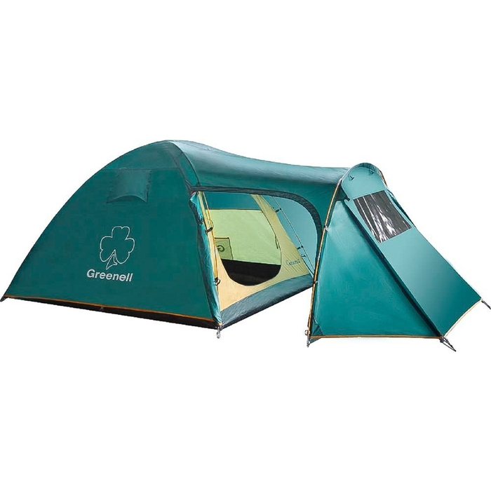 "Палатка ""Каван 3"" Зеленый"