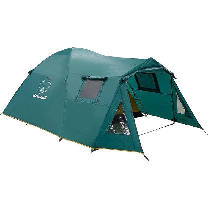 "Палатка ""Велес 4 V2"" Зеленый"