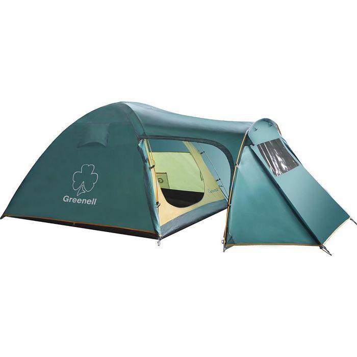 "Палатка ""Каван 4"" Зеленый"