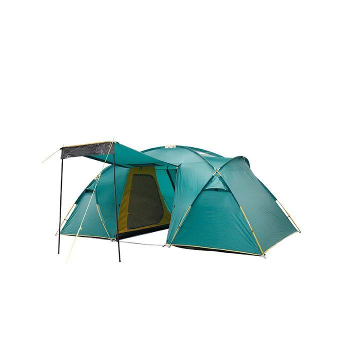 """Палатка """"Виржиния 4 V2"""" Зеленый"""