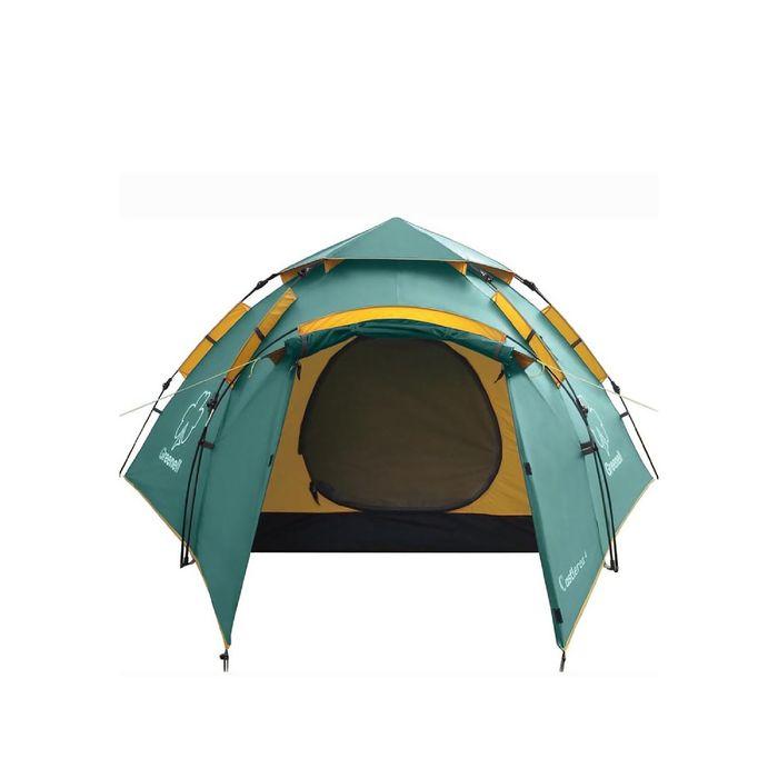 """Палатка """"Каслрей 4"""" Зеленый"""