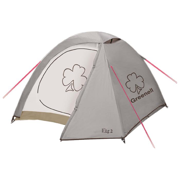 """Палатка """"Эльф 3 V3"""" Коричневый"""