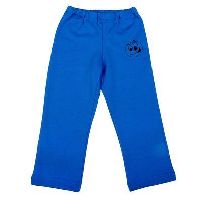 Брюки для девочки, рост 134-140 см (34), цвет синий