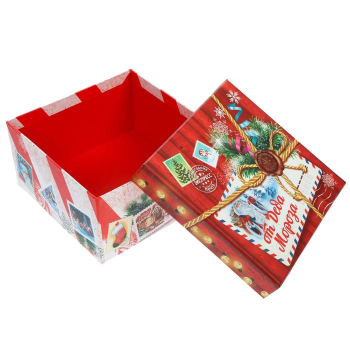 """Набор коробок 6 в1 """"От Деда Мороза"""""""