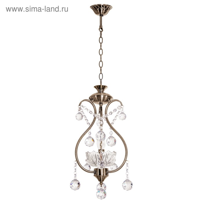 "Люстра ""Адриана"" 1 лампа (220V 40W E14)"
