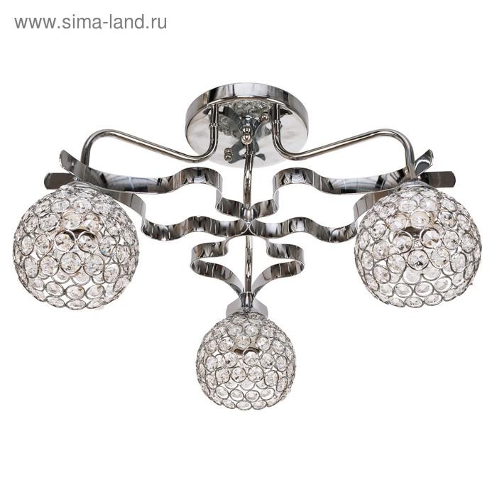 """Люстра модерн """"Маура"""" 3 лампы (220V 40W E27)"""