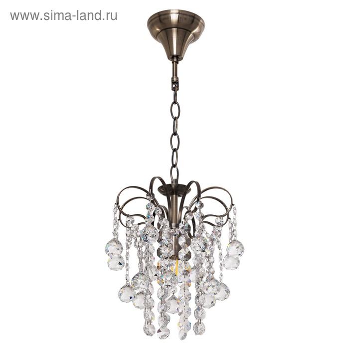 """Люстра """"Златушка"""" 1 лампа (220V 40W E27)"""