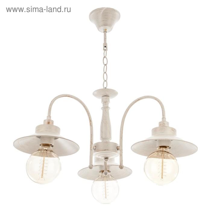 "Люстра классика ""Андромеда"" 3 лампы (220V 60W E27)"