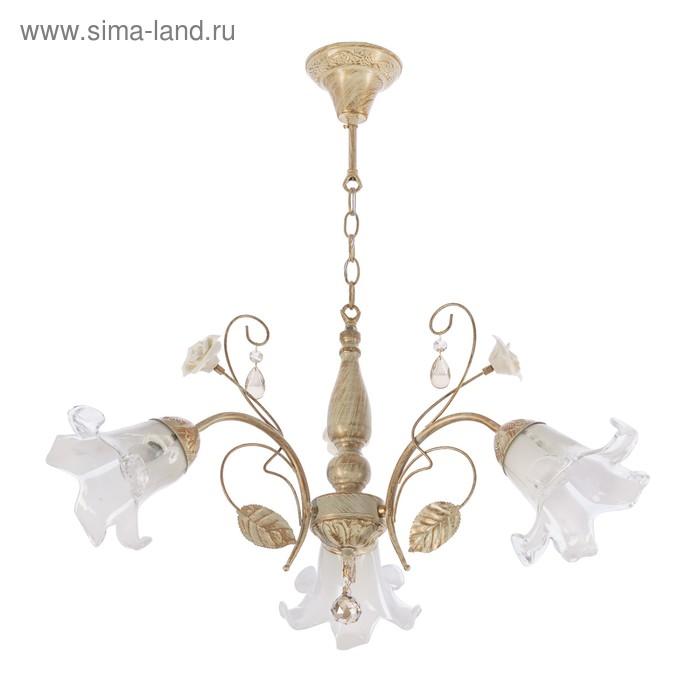 """Люстра """"Адмонт"""" 3 лампы (220V 40W E27)"""