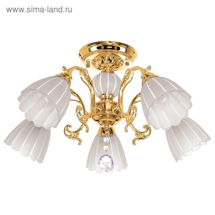 "Люстра классика ""Сандра"" 5 ламп (220V 60W E27)"