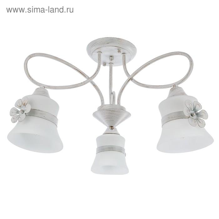 "Люстра классика ""Рената"" 3 лампы (220V 60W E27)"