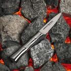 Нож для овощей Samura Bamboo, лезвие 8,8 см, сталь AUS-8