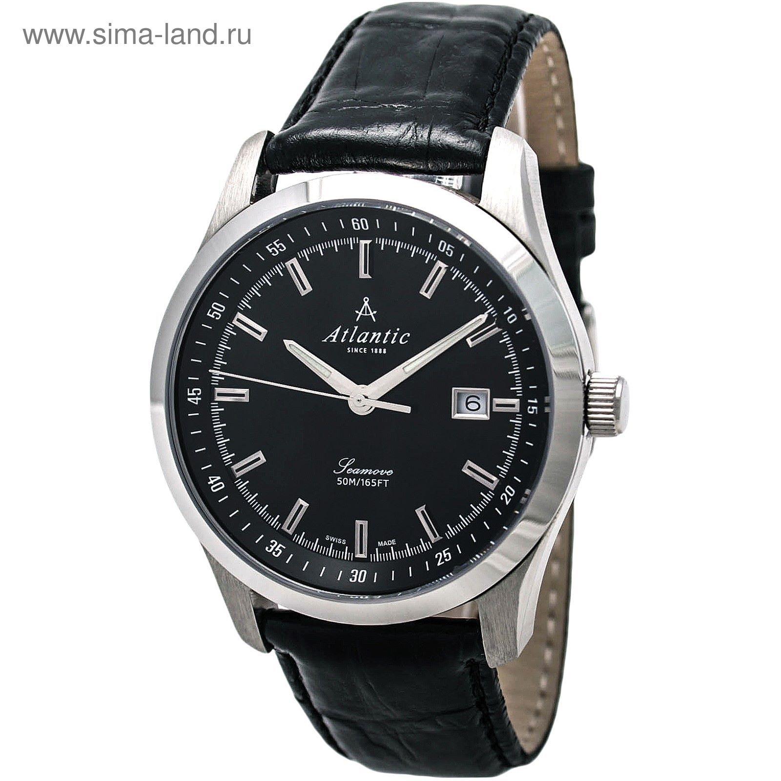 Часы наручные атлантик мужские часы купить в баку
