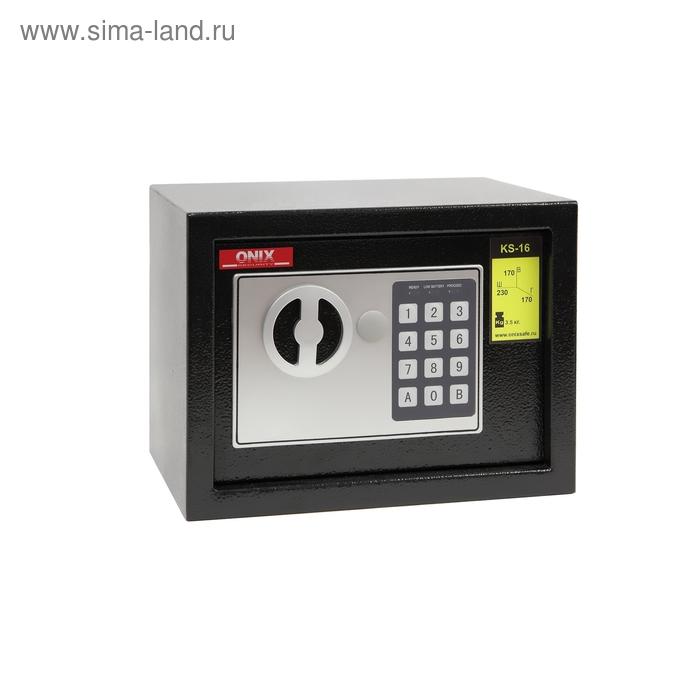 Сейф мебельный KS-16