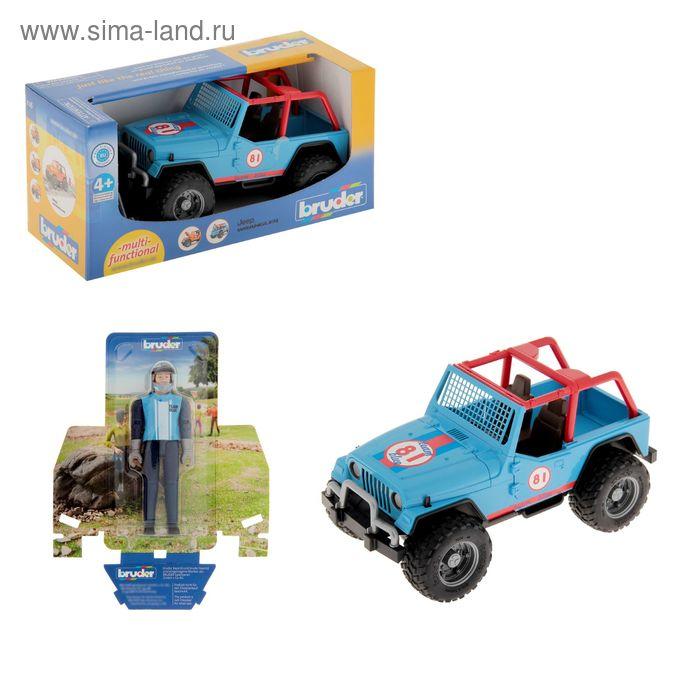 Внедорожник Cross Country Racer, синий
