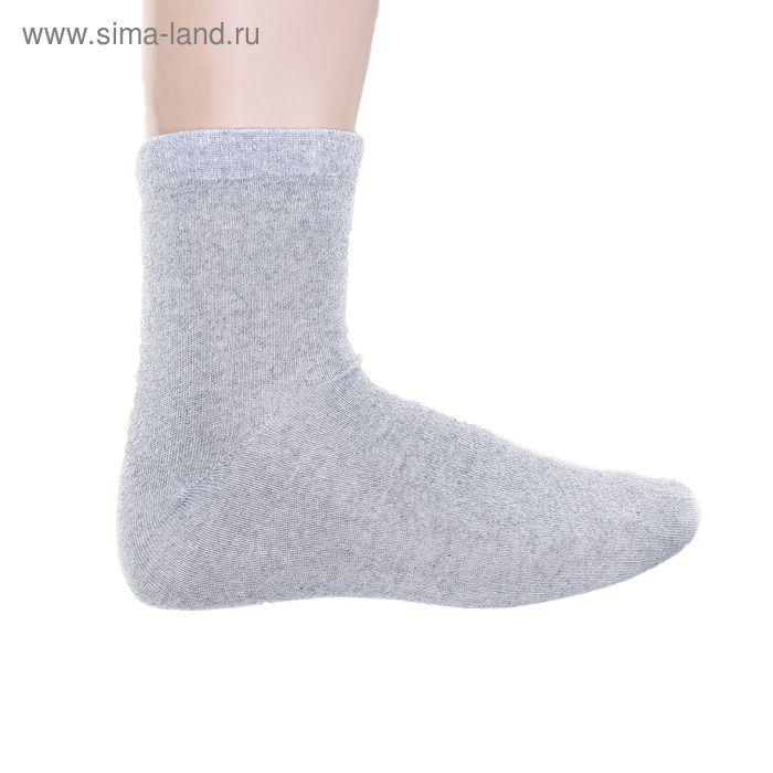 Носки мужские арт.12231, размер 31, цвет серый