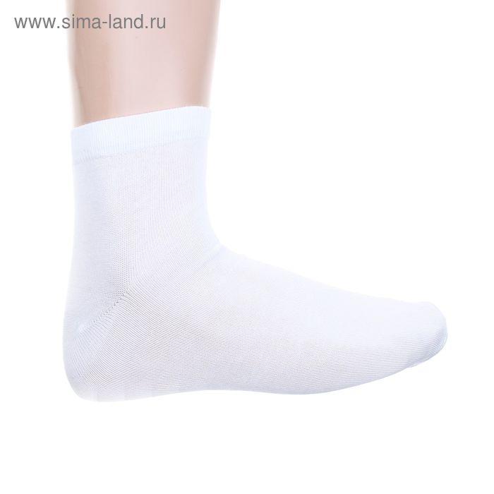 Носки мужские арт. 22230, размер 25, цвет белый