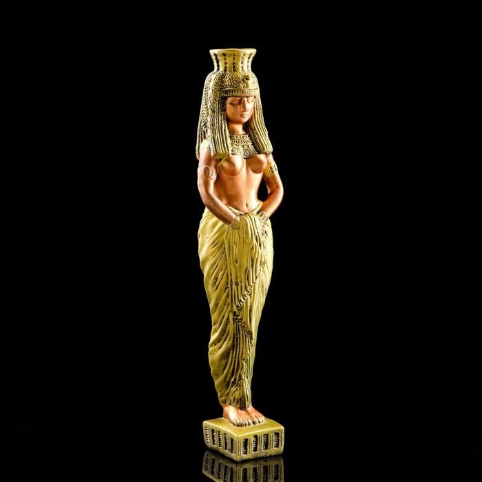 """Сувенир """"Египтянка"""" большой, цветной"""