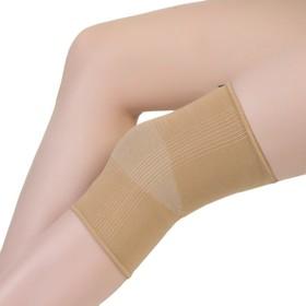 Бандаж на коленный сустав B.Well W-331, цвет бежевый, размер L