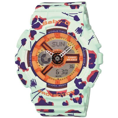 Часы наручные унисекс CASIO BA-110FL-3A