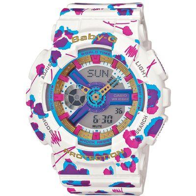 Часы наручные унисекс CASIO BA-110FL-7A