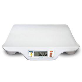 Весы напольные B.Well WK-160, электронные, до 20 кг, детские, белые Ош