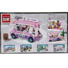 Конструктор «Передвижное кафе-мороженое», 212 деталей и 2 минифигуры - фото 106545421