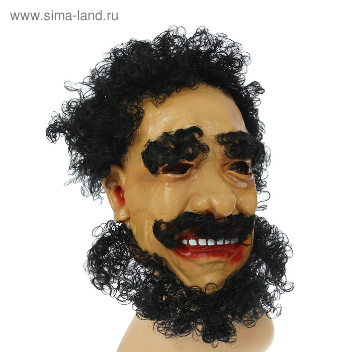 """Карнавальная маска """"Грузин"""""""