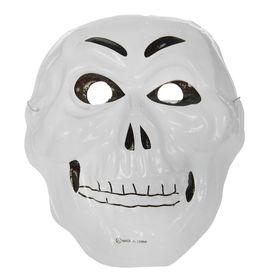Карнавальная маска 'Череп' на резинке Ош