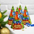 Колпак бумажный «Веселья в Новом году», петух