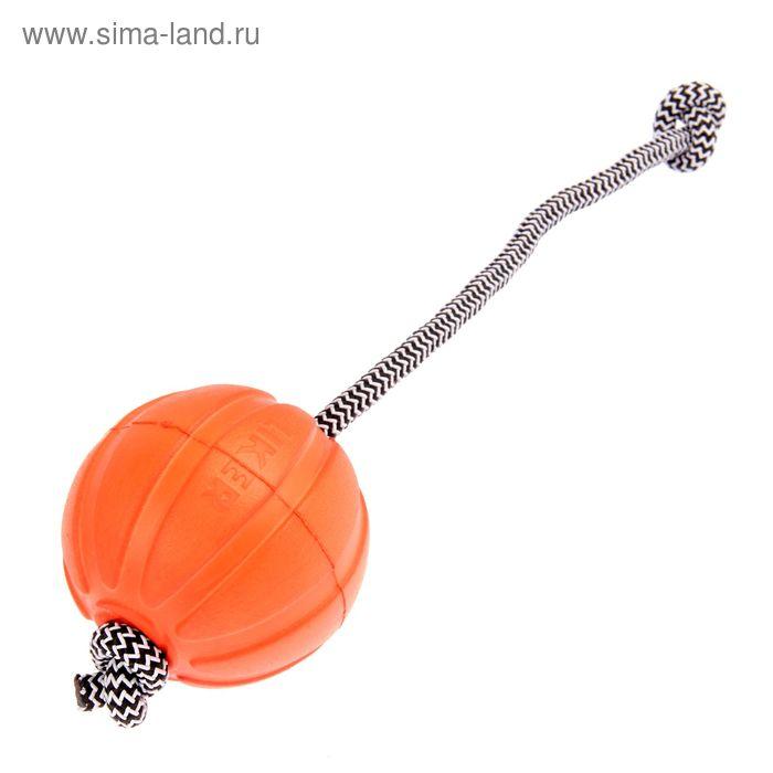 "Мячик ""Лайкер"", корд на шнуре, диаметр 9см, длина шнура 30 см"