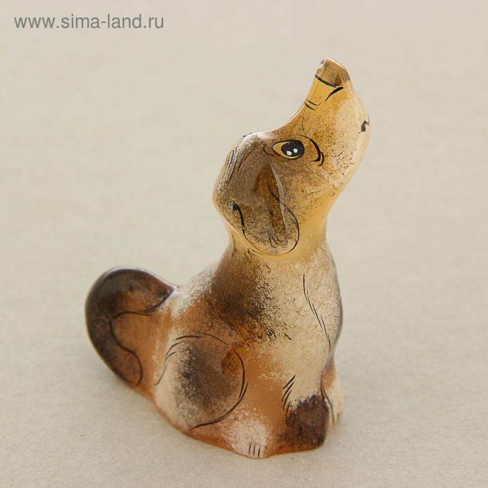 """Скульптура """"Собака Барбос"""" малый"""