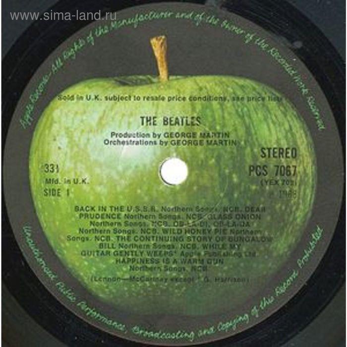 Виниловая пластинка Beatles - The Beatles