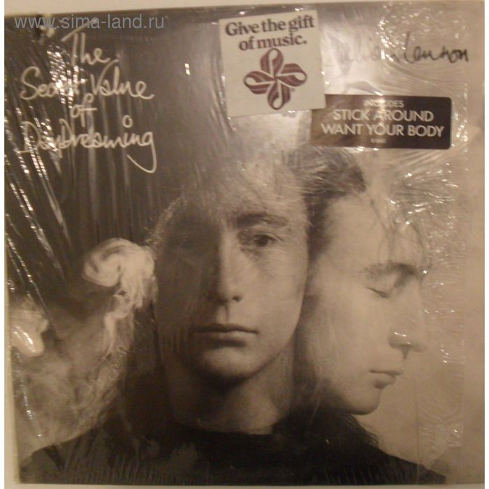 Виниловая пластинка Julian Lennon - The Secret Value Of Daydreaming