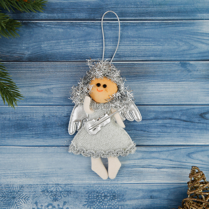 рождественские подвески ангелы картинки может быть лучше