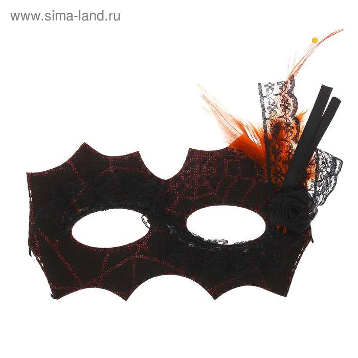 """Карнавальная маска """"Тишина"""""""