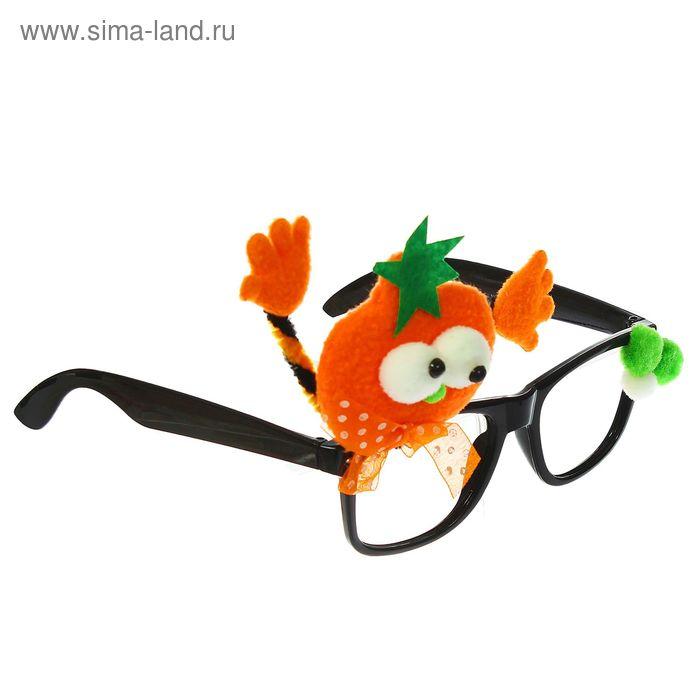 """Карнавальные очки """"Тыковка"""""""