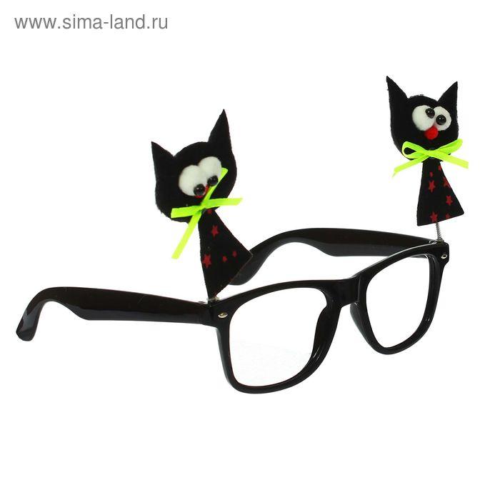 """Карнавальные очки """"Чертики"""""""