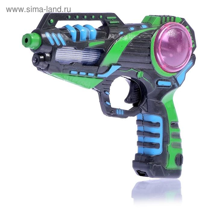 """Пистолет """"Бластер"""", световые и звуковые эффекты"""