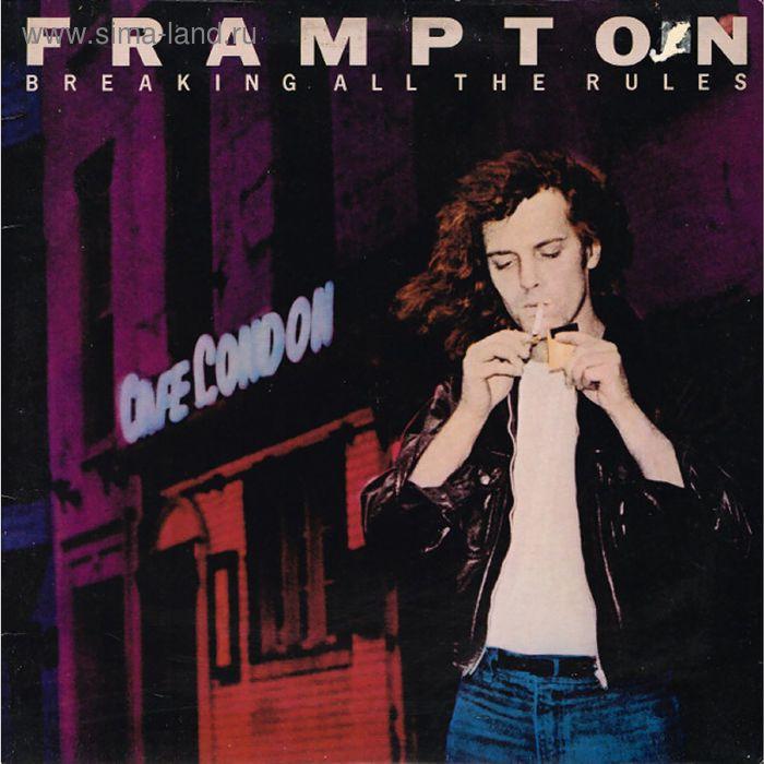 Виниловая пластинка Frampton - Breaking All The Rules