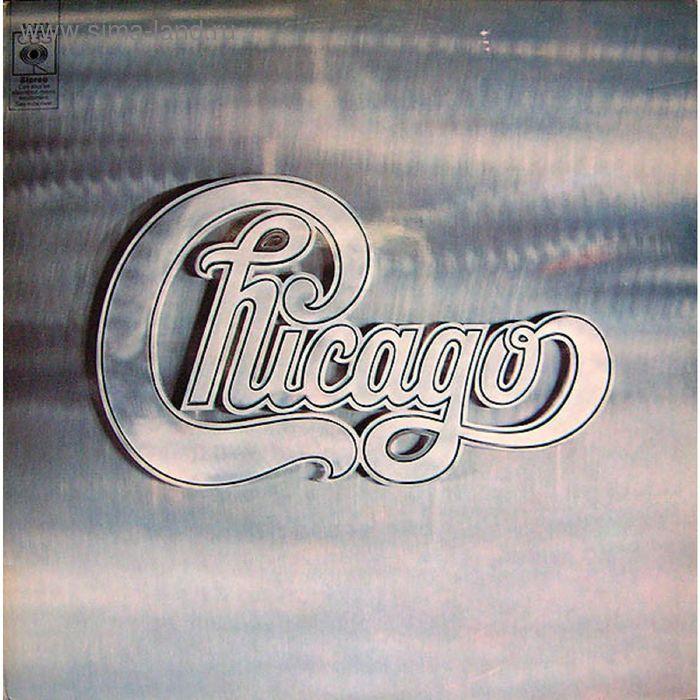 Виниловая пластинка Chicago - Chicago 16