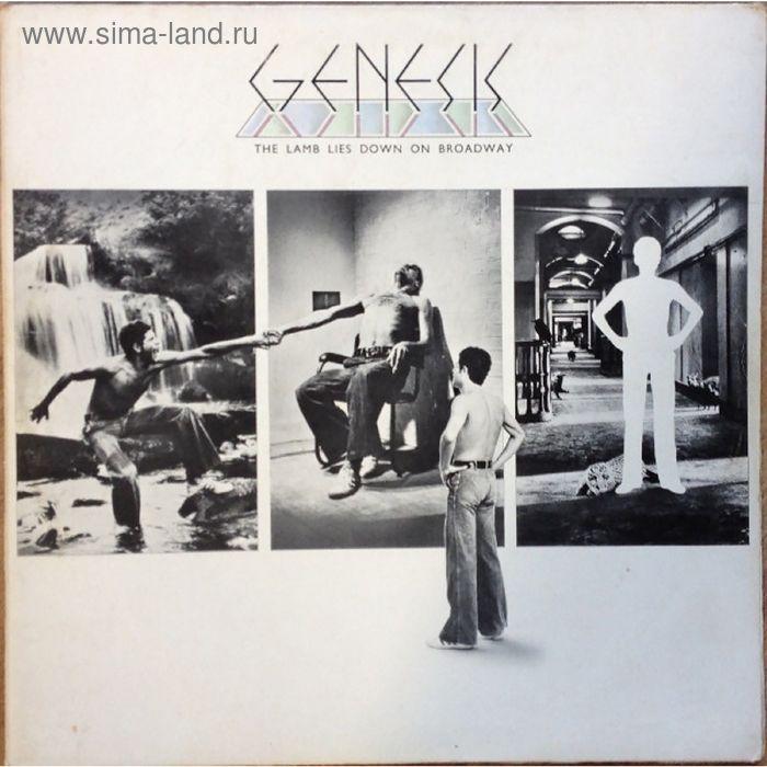 Виниловая пластинка Genesis - The Lamb Lies Down On Broadway