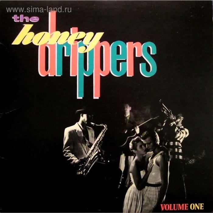 "Виниловая пластинка Honeydrippers - Volume One 12""Mini-Album33 ⅓ RPM"
