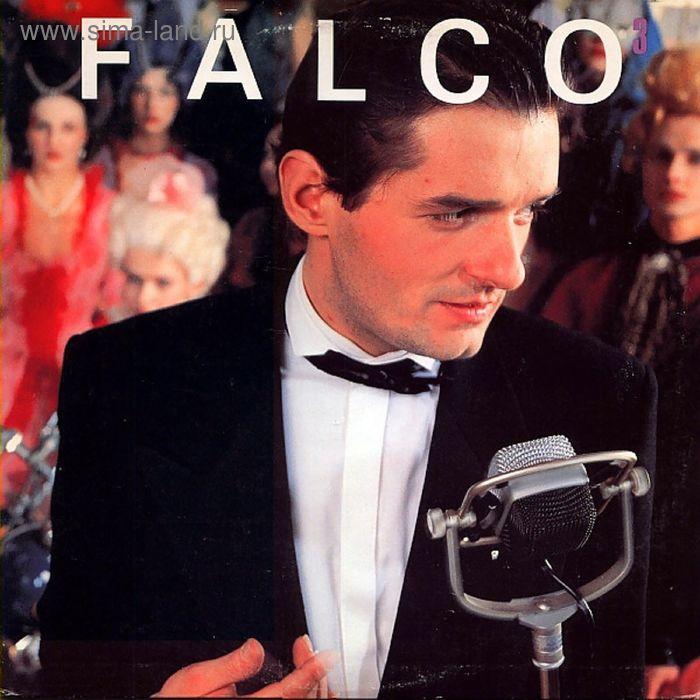 Виниловая пластинка Falco - 3