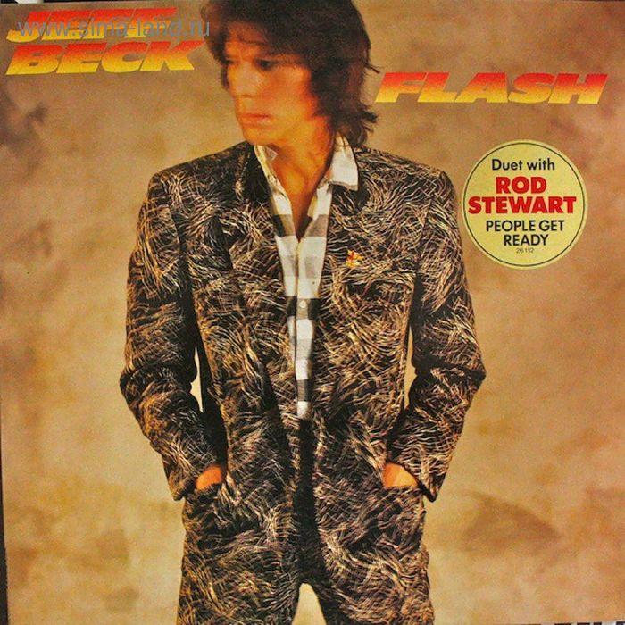 Виниловая пластинка Jeff Beck - Flash