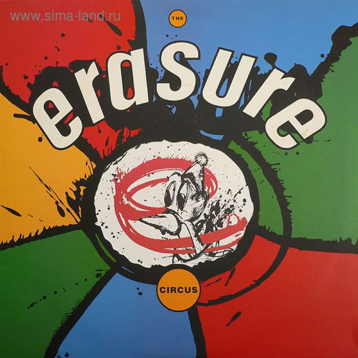 Виниловая пластинка Erasure - The Circus