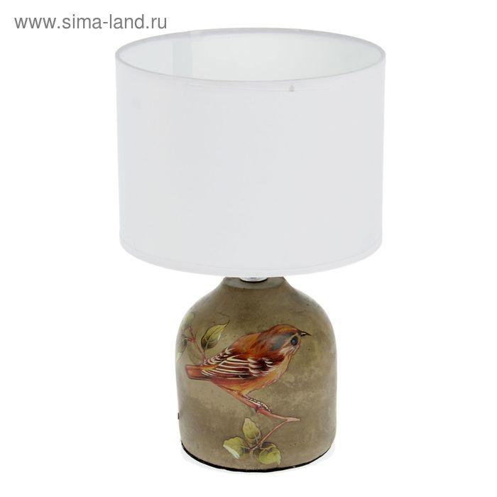 """Лампа настольная """"Соловьиные трели"""""""