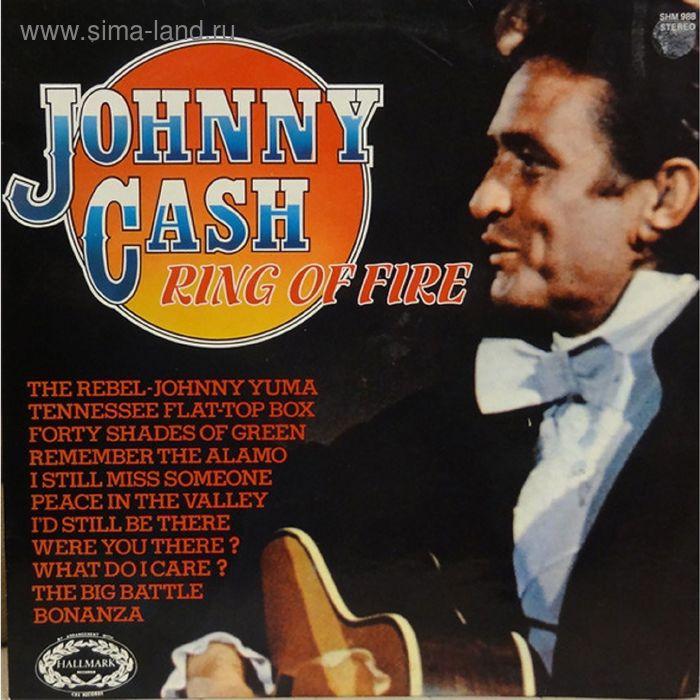 Виниловая пластинка Johnny Cash - Ring Of Fire